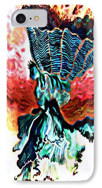 Angel Solar Phone Case by Genevieve Esson