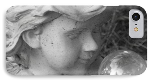 IPhone Case featuring the photograph Angelic Gaze by Bruce Carpenter