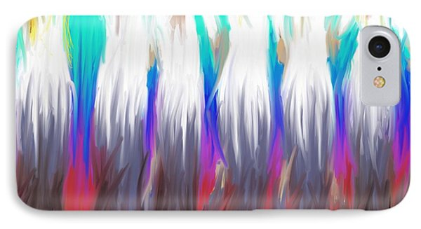 Angels 3 26 2014 IPhone Case