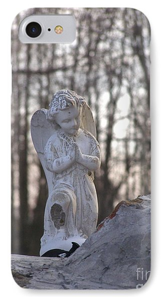 Angels Are Everywhere IPhone Case
