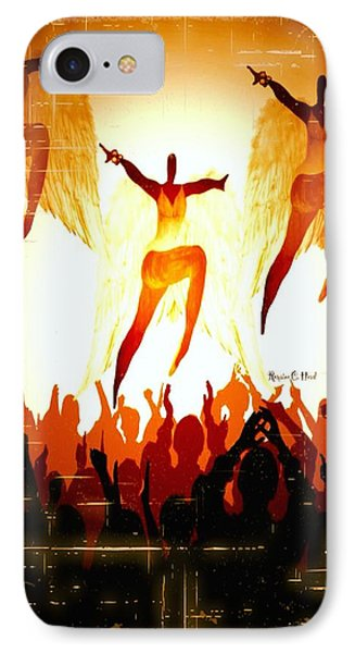 Angels Exposed IPhone Case