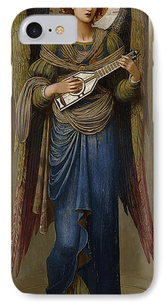 Angels IPhone Case by John Melhuish Strudwick