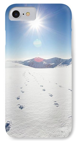 Angels Peak IPhone Case by Ashley Cooper
