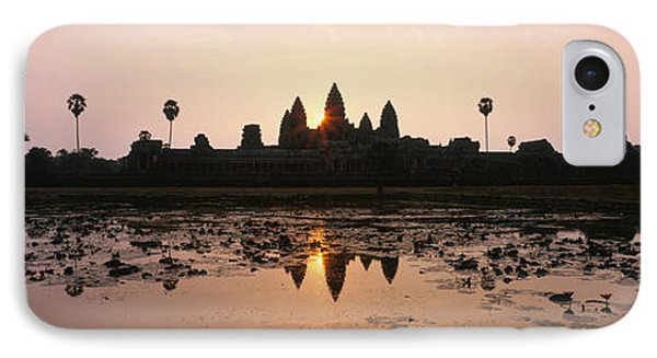 Angkor Vat Cambodia IPhone Case