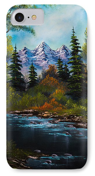 Fisherman's Retreat IPhone Case by C Steele