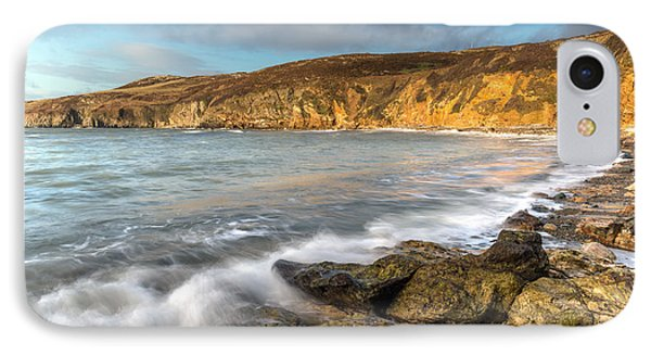 Anglesey Bay IPhone Case by Adrian Evans