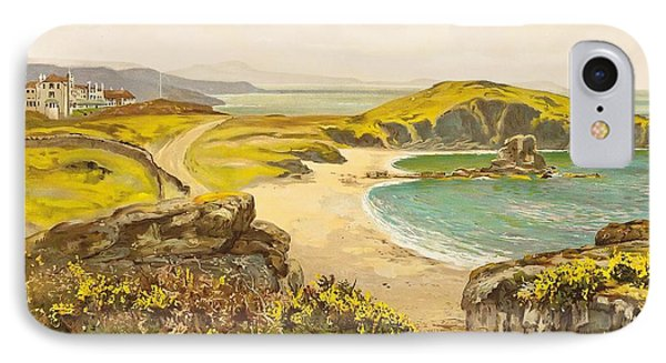 Anglesey Phone Case by Henry John Yeend King