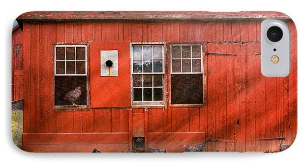 Animal - Bird - Bird Watching Phone Case by Mike Savad