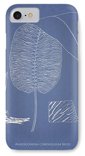 Anisogonium Cordifolium Phone Case by Aged Pixel