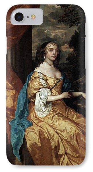 Ann Hyde, Duchess Of York (1637-1671) IPhone Case by Granger