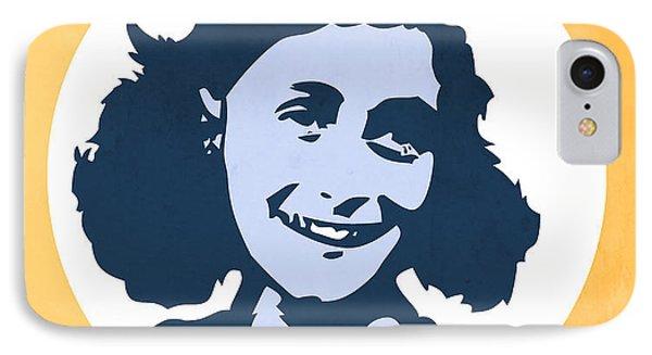 Anna Frank IPhone Case by Mark Ashkenazi