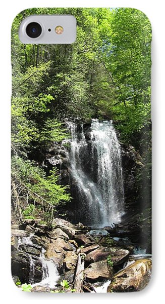 IPhone Case featuring the photograph Anna Ruby Falls Helen Ga 04 by Brian Johnson