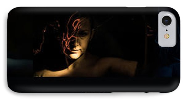 Annihilation Phone Case by Anna Marie Burdette