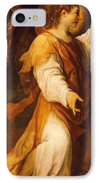 Announcing Angel Phone Case by Annibale Carracci