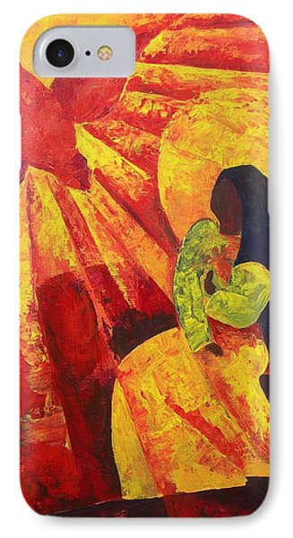 Annunciation IPhone Case by Patricia Brintle