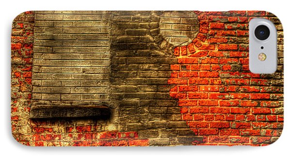 Another Brick In The Wall Phone Case by Thomas Young