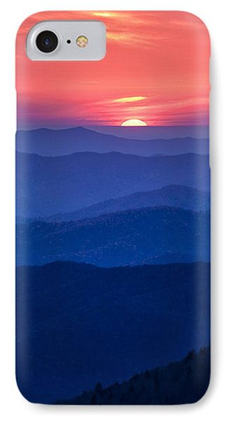 Another Day Ends IPhone Case by Andrew Soundarajan