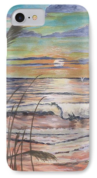 IPhone Case featuring the painting Another Hot One by Hilda and Jose Garrancho
