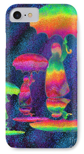 Another Rainy Day 2 Phone Case by Nick Gustafson