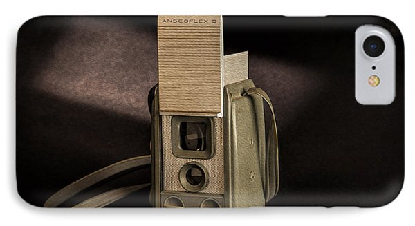 Anscoflex II Phone Case by Peter Tellone