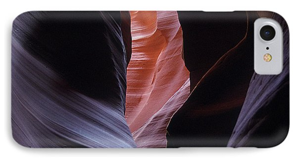 IPhone Case featuring the photograph Antelope Canyon 5 by Jeff Brunton