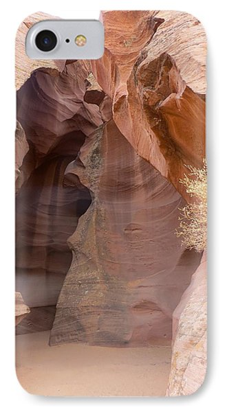 Antelope Canyon Entrance IPhone Case