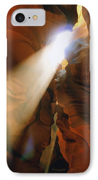 Antelope Canyon One IPhone Case by Joshua House