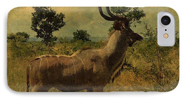 Antelope IPhone Case
