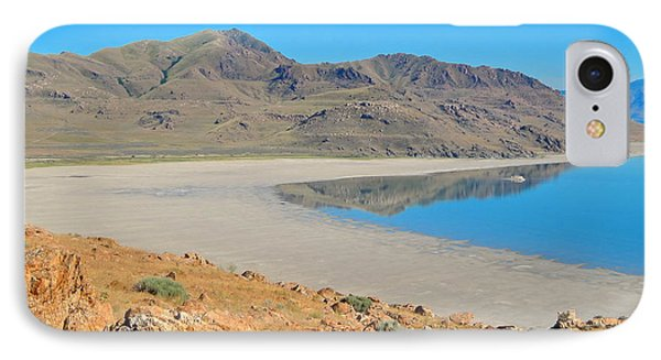 Antelope Island IPhone Case by Dan Miller
