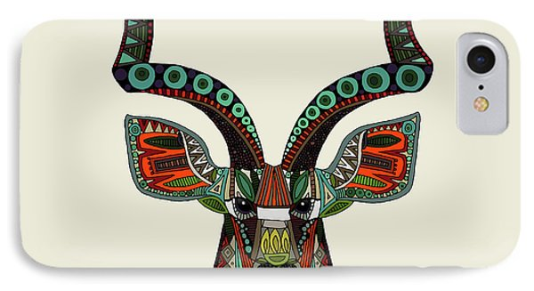 Antelope Ivory IPhone Case by Sharon Turner