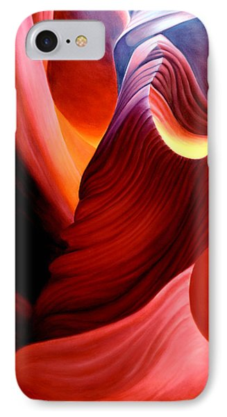 Antelope Magic Phone Case by Anni Adkins