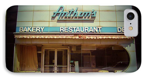 Anthon's Bakery Pittsburgh Phone Case by Jim Zahniser