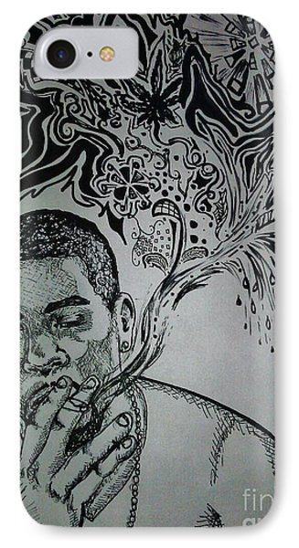 Anthony Phone Case by Kayla Giampaolo