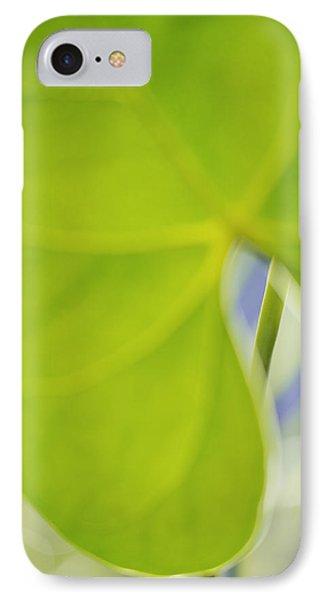Anthurium Phone Case by Silke Magino