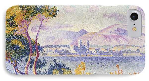 Antibes Afternoon IPhone Case by Henri Edmond Cross