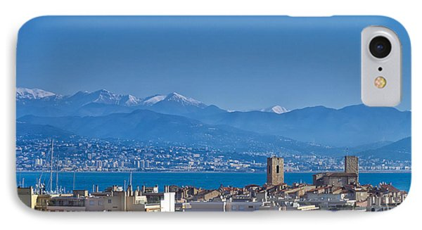Antibes IPhone Case by Juergen Klust