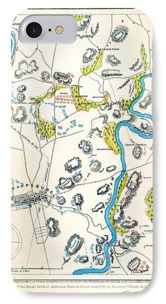 Antietam, Maryland, 1862 IPhone Case by Granger