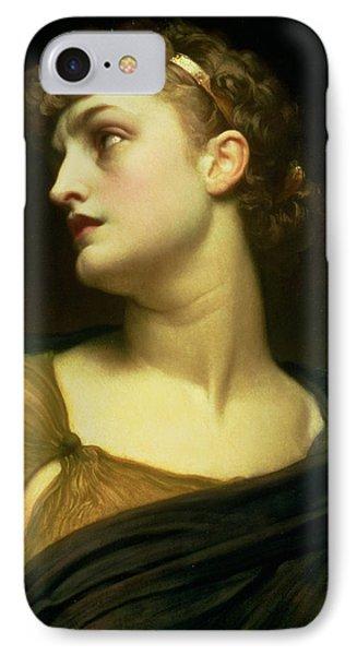 Antigone Phone Case by Frederic Leighton