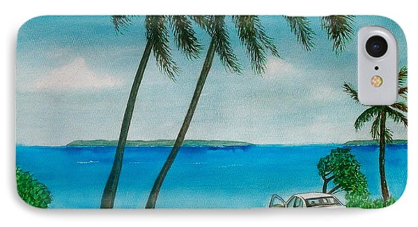 Antigua IPhone Case by Frank Hunter