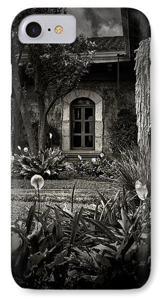 Antigua Garden Phone Case by Tom Bell