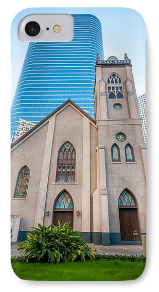 Antioch Missionary Baptist Church IPhone Case by Andy Crawford