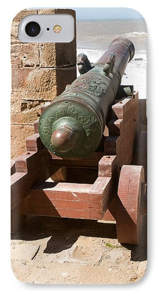 Antique Cannon In The North Bastion IPhone Case by Panoramic Images