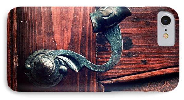 Antique Door Knob IPhone Case
