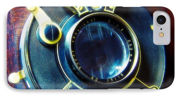 Antique Kadamatic Lens IPhone Case
