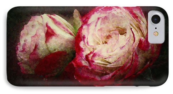 Antique Romance IPhone Case by RC deWinter