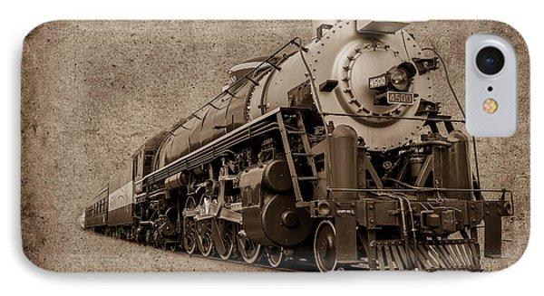 Antique Train IPhone Case by Doug Long
