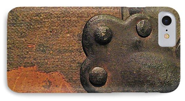Antique Trunk 13 IPhone Case