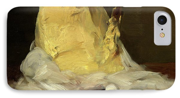 Antoine Vollon French, 1833 - 1900, Mound Of Butter IPhone Case by Quint Lox