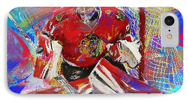 Antti Raanta Phone Case by Donald Pavlica
