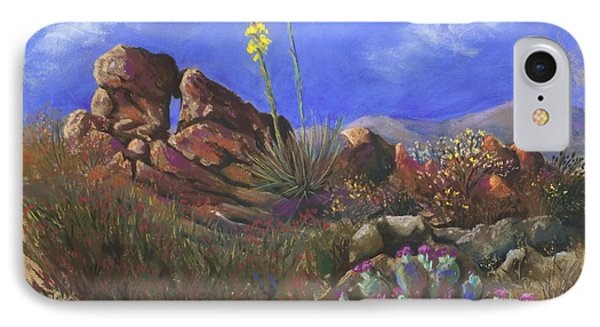 Anza Borrego April IPhone Case